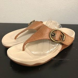 FitFlop Hooper Thong Sandals